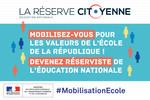 La réserve citoyenne de l'Education nationale