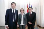 Lancement du comité d'experts franco-chinois pour l'innovation