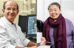 Prix de de l'inventeur européen 2016 : Alim-Louis Benabid, lauréat du prix recherche et Helen Lee, lauréate du prix du public