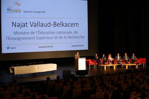 84e congrès de l'Union Nationale des Etudiants de France
