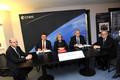 Signature du contrat IASI-NG entre le CNES et ASTRIUM