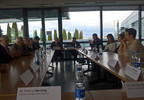Frédérique Vidal lance la mission Campus d'innovation à Strasbourg