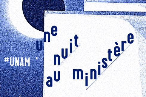 2 mars 2017 : Une nuit au ministère