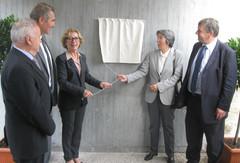 Inauguration du campus universitaire de Brive-la-Gaillarde