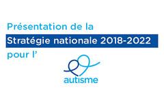 Stratégie autisme 2018-2022