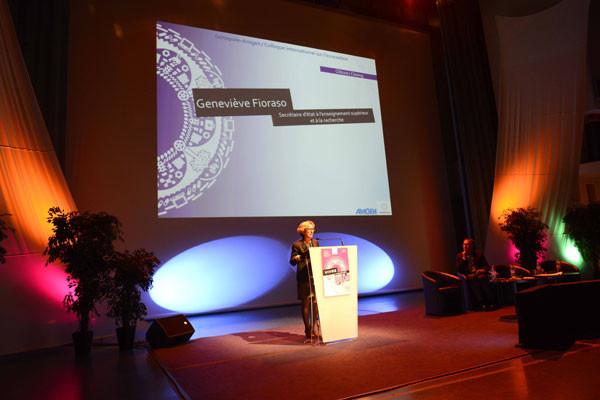 Colloque international sur l'innovation - Génopôle