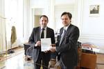 Remise du rapport Sawicki - Pour une réforme des modalités d'accès au corps des professeurs en science politique