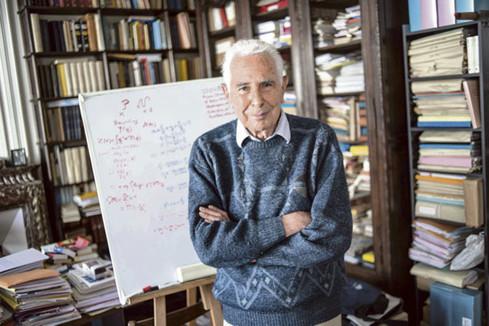 Décès du mathématicien Jean-Pierre Kahane