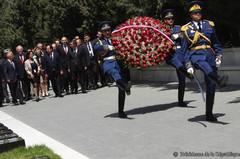 Déplacement en République d'Azerbaïdjan