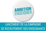 Enseigner : une ambition pour soi, une ambition pour la France