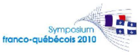 Deuxième  symposium franco-québécois des pôles de compétitivité  et des créneaux d'excellence