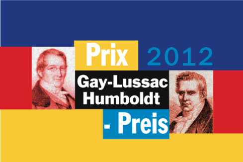 Attribution du Prix Gay-Lussac Humboldt 2011