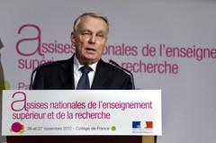 Jean-Marc Ayrault : discours d'ouverture des Assises ESR