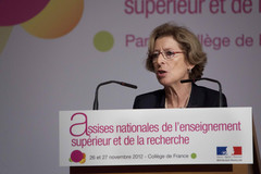 Geneviève Fioraso - Discours d'ouverture des Assises ESR