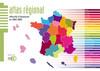 Atlas régional : les effectifs d'étudiants en 2002-2003