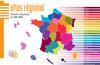 Atlas régional : les effectifs d'étudiants en 2004-2005