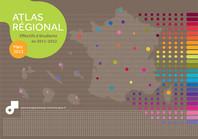 Brochure Atlas régional : effectifs d'étudiants en 2011-2012