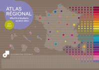 Présentation de Atlas régional des effectifs d'étudiants 2015