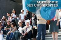Autonomie des universités