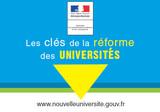 Les clés de la réforme des universités