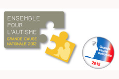Ensemble pour l'autisme - Grande cause nationale 2012