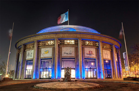Conseil économique, socila et Environnemental - Palais d'Iéna