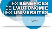 Les bénéfices de l'autonomie de l'université