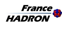 FR hadron logo