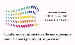 EHEA Paris - Conférence ministérielle européenne pour l'enseignement supérieur