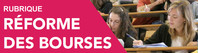 Dossier réforme des bourses étudiantes 2013