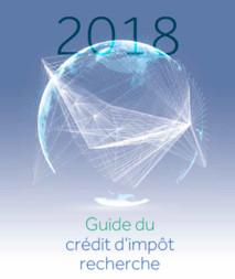 Guide crédit d'impôt recherche 2013