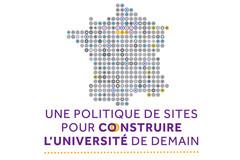 Document : Une politique de sites pour construire l'université de demain