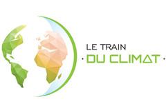 Logo Train du climat 2015