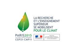 Logo La recherche et l'enseignement supérieur se mobilisent pour le climat