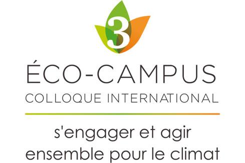 Eco-campus 3, s'engager et agir ensemble pour le climat