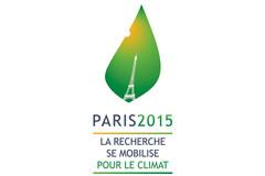 Logo COP21 : la Recherche se mobilise