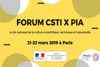 Forum national CSTI - 29 mars 2019