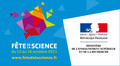Fête de la science: lancement de la 20e édition
