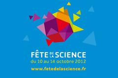 Visuel Fête de la science 2012