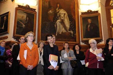 Signature de la charte égalité Femmes/Hommes