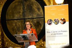Allocution de Geneviève Fioraso lors de la signature de la charte pour l'égalité