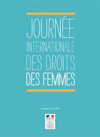Dossier de presse journée internationale des droits des femmes
