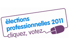 Élections professionnelles 2011