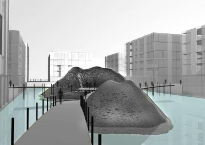 Exposition Opération Campus : projet campus Condorcet