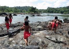 Chasse aux trésors en pays amérindien