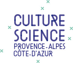 logo Culture science Provence Alpes