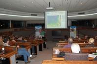 Conférence à Ajaccio sur le changement climatique et la pollution atmosphérique