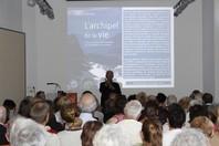 Conférence sur la biodiversite en Balagne