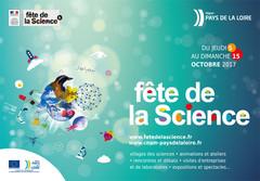 Fête de la Science 2017 en Pays de la Loire