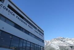 Università di Corsica Faculté de Droit, Sciences Economiques et de Gestion, campus mariani corte